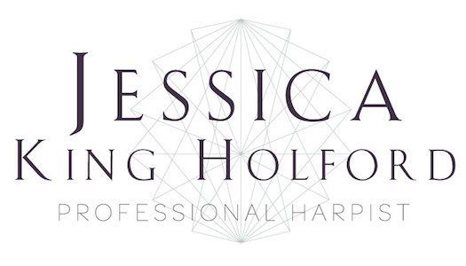 Jessica King Holford Professional Harpist London